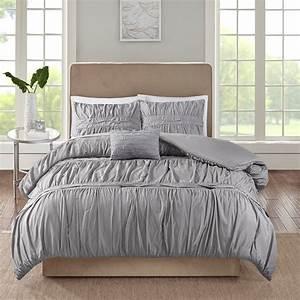Ciera, Grey, By, Fiveten, 510, Designs, Bedding
