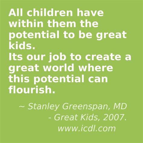 dirfloortime founder dr stanley greenspans great kids