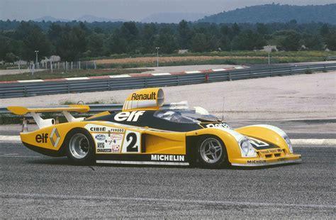 Renault Racing by What Makes Renault Racing Colors So Striking Petrolicious