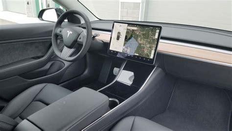 View Tesla 3 Back Seat Width Gif