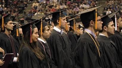 Graduation Success Degrees University Cap Giphy Side