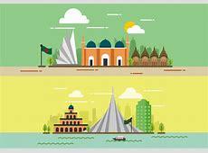 Bangladesh City Vector Download Free Vector Art, Stock
