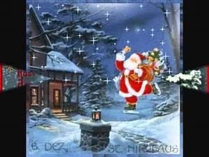 Schöne Weihnachten Grüße : rolf zuckowski guten tag ich bin der nikolaus youtube ~ Haus.voiturepedia.club Haus und Dekorationen