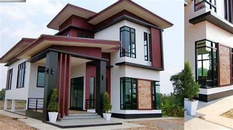 gambar desain rumah modern griya rumah