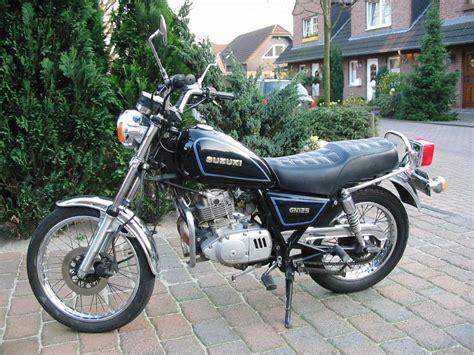 Suzuki Gs 125 by 1998 Suzuki Gs 125 Es Moto Zombdrive