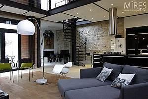 Interieur Style Industriel : cube inspiration interieur dc ~ Melissatoandfro.com Idées de Décoration