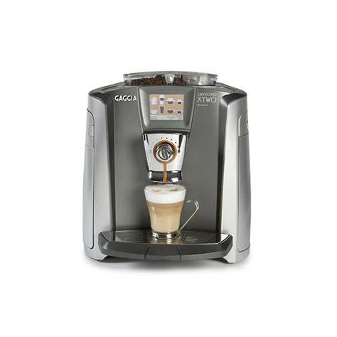 If you need a coffee vending machine, you should take a look at the coffee machines. Gaggia Cappuccino X2 Bean to Cup Coffee Machine Reviews - Compare Prices and Deals - Reevoo