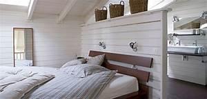 Petite Salle De Bain Ouverte Sur Chambre : 10 salles de bains ouvertes sur chambre originales et audacieuses d co salle de bains ~ Melissatoandfro.com Idées de Décoration
