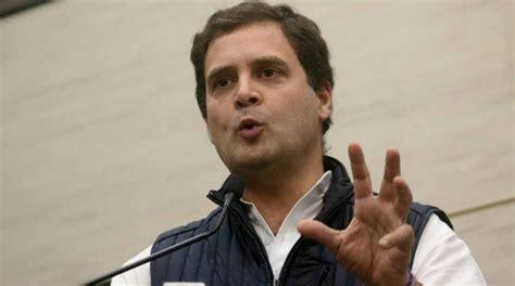 BJP decides to move privilege motion against Rahul Gandhi