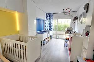 amenagement dune chambre pour 2 enfants slbconception With chambre pour 2 enfants