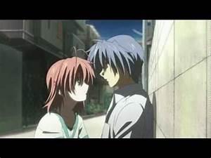 Tomoya's proposal to Nagisa (eng subs) - YouTube