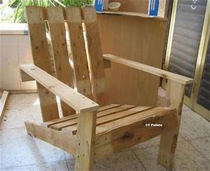 Want Some Chairs - Then You Can Go For Pallet Wood
