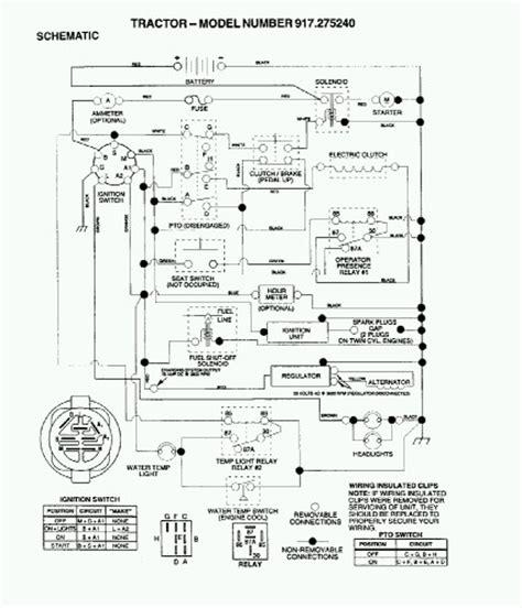 engine diagram for craftsman lt2000