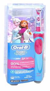 ORAL B STAGES POWER BROSSE A DENTS ELECTRIQUE REINE DES NEIGES