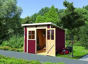 Gartenhaus Mit Schuppen : die besten 25 gartenhaus mit pultdach ideen auf pinterest ~ Michelbontemps.com Haus und Dekorationen