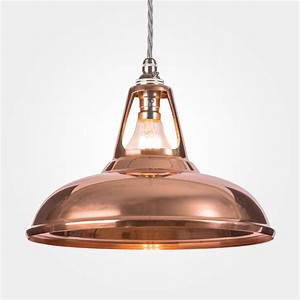 Coolicon industrial copper pendant light by artifact