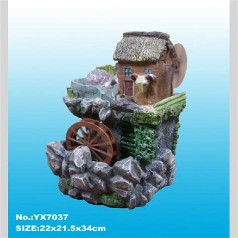 fontaine d int 233 rieur d 233 corative avec roue 224 eau et lumi 232 re led sur grossiste chinois import