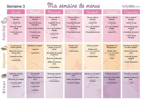 recette de cuisine de regime recette regime menu semaine cuisinez pour maigrir