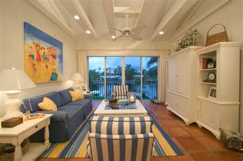 beach cottage condo beach style living room miami