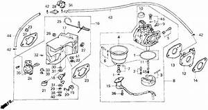 Honda Eu2000i Carburetor Diagram