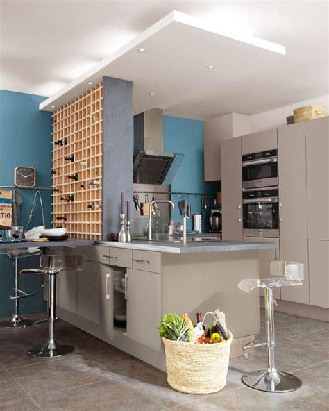 cacher une cuisine ouverte cuisine ouverte ou fermée plus besoin de choisir