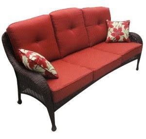 Patio Furniture Replacement Cushions Walmart better homes and gardens lake island cushions walmart