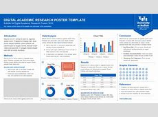 Research Poster Template Choice Image Template Design Ideas
