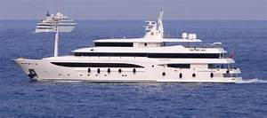 Motor Yacht Constance CRN Yacht Harbour