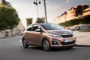 PRK 2017 Les 30 voitures les plus économiques en France 13 Peugeot 108 L'argus