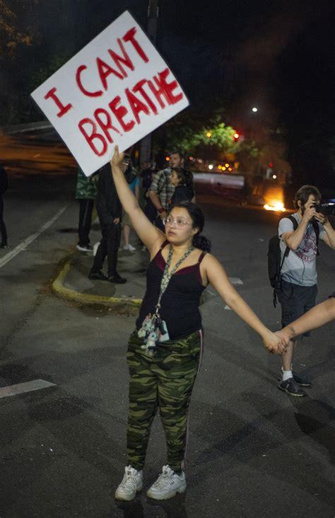expect  eugenes black lives matter protest