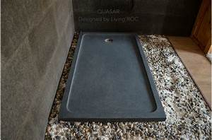 Bac Douche Italienne : grand receveur de douche 160x90 en pierre l 39 italienne ~ Edinachiropracticcenter.com Idées de Décoration