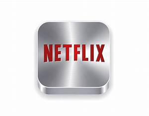 Netflix Mobile Icon on Behance