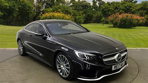 Used Mercedes-benz S-class S500 Amg Line Premium 2dr Auto