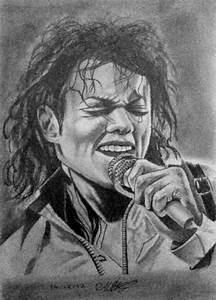 Michael Jackson Drawing by OwenJai12 on DeviantArt