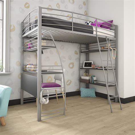 Loft Bed by Dhp Furniture Studio Loft Bed