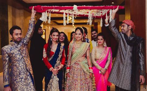 Top Trending Ideas For Bridal Entry