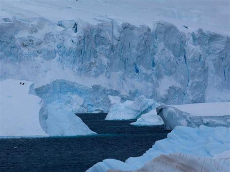 library  melting glacier clip art black  white