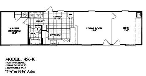 14x40 Floor Plans