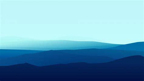Wallpaper landscape, flat, 4k, 5k, fog, iphone wallpaper