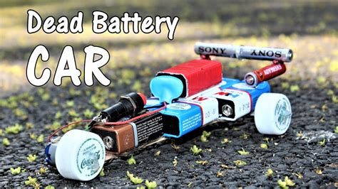 Who Makes Electric Cars by How To Make A Car Using Dead Batteries Electric Car