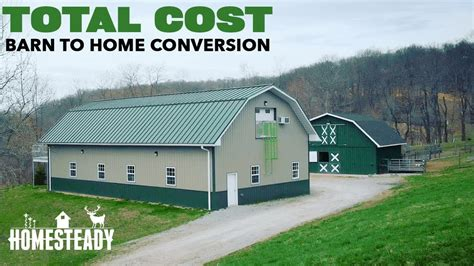Average Cost Of A Pole Barn by How Much Did It Cost To Turn A Pole Barn Into A Home