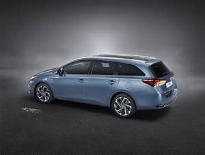 Toyota Auris Touring Sport Hybride Occasion : 2015 toyota auris touring sports 2017 2018 best cars reviews ~ Gottalentnigeria.com Avis de Voitures