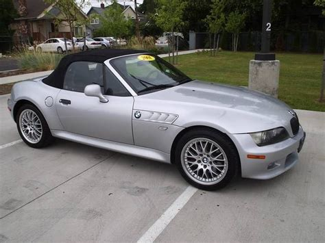 2001 Bmw Z3 Partsopen