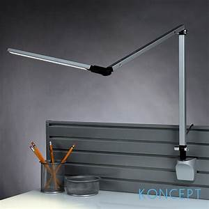 z bar slim led desk lamp koncept metropolitandecor With z bar table lamp