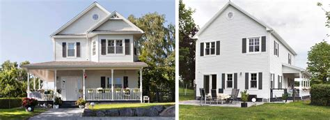 Bostonhaus  Amerikanische Häuser Startseite