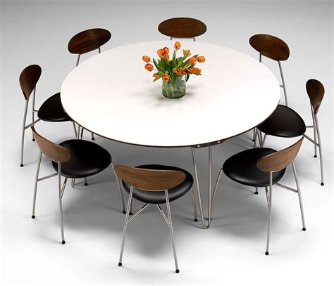 delightful large modern dining tables dining table