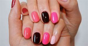 simple nail designs for an easy manicure at home