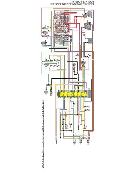 volvo penta 5 7 engine wiring diagram boat