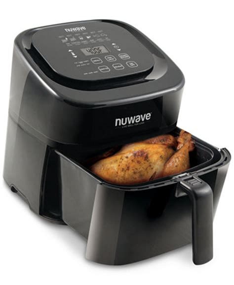 NuWave Brio 6 Qt. Digital Air Fryer - Small Appliances ...
