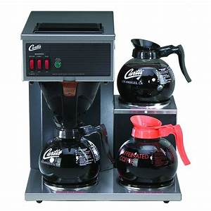 Curtis Cafe3db10a000 Airpot Pourover Coffee Brewer W    2
